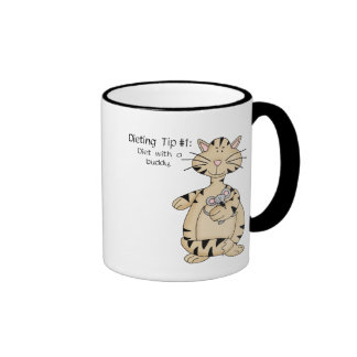Diet with a Buddy - Ringer Mug