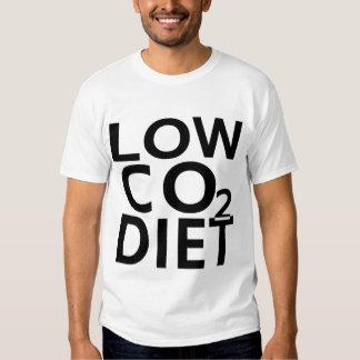 Dieta baja del CO2 - llana Playera