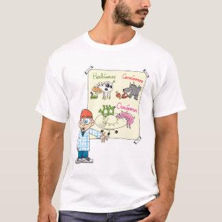 Dieta de los animales (CLARA) T-Shirt
