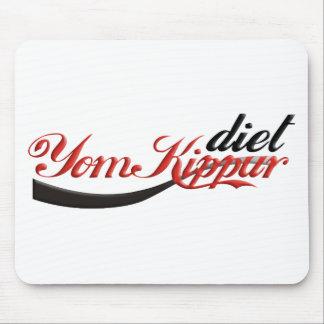Dieta de Yom Kipur Mousepads