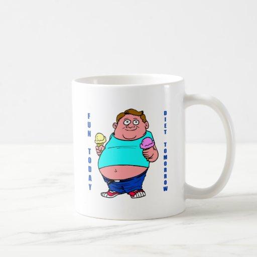 Dieta divertida taza