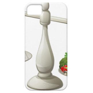 Dieta equilibrada de la consumición sana iPhone 5 carcasa