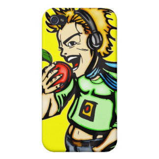 Dieta sana iPhone 4/4S funda