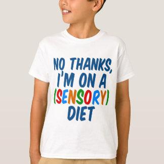 Dieta sensorial playera