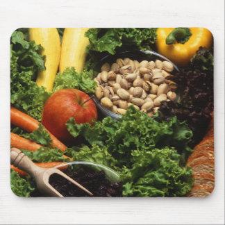 Dieta vegetariana tapetes de raton