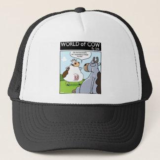 Dietary issues trucker hat