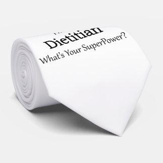 Dietético Corbata