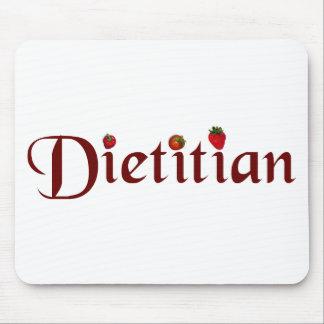 Dietético Mousepad