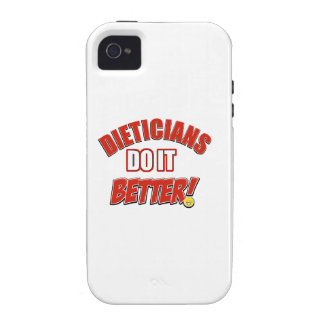 Dieticians job designs vibe iPhone 4 covers