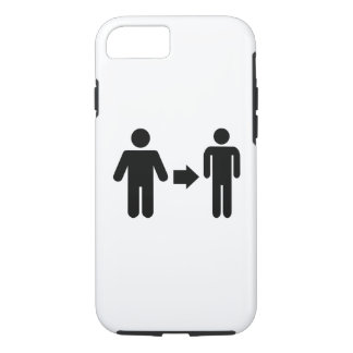 Dieting lose weight iPhone 8/7 case