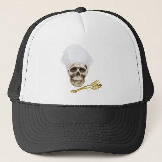 DietingTooMuch061209 Trucker Hat