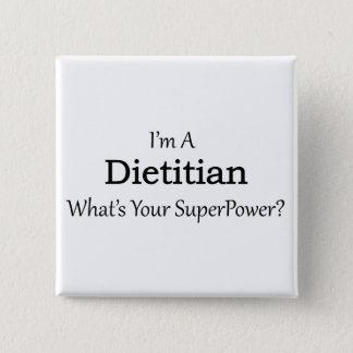 Dietitian Button