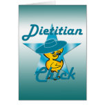 Dietitian Chick #7 Card