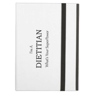DIETITIAN COVER FOR iPad AIR