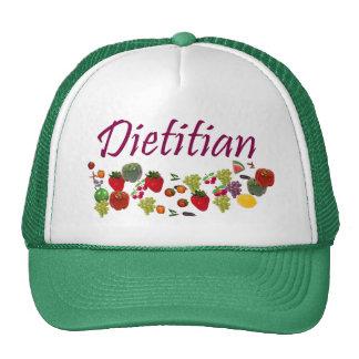 Dietitian Fruits Hat
