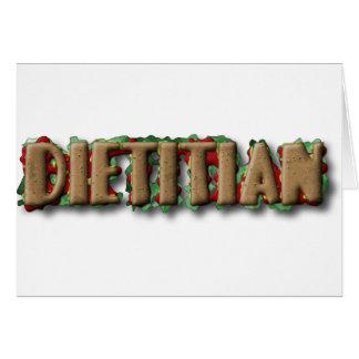 DIETITIAN HEALTHY SANDWHICH CARD