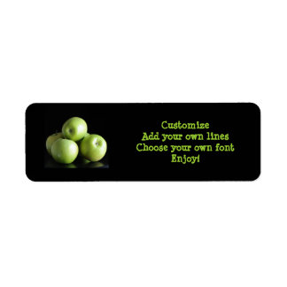 dietitian, nutritionist ... an apple a day label