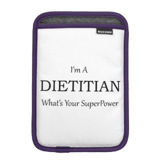 DIETITIAN SLEEVE FOR iPad MINI