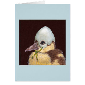 Dietrich la tarjeta del pato del bebé