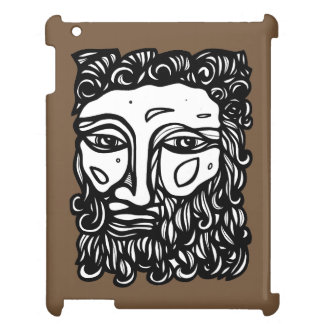 """""""Diety Expression"""" iPad Case"""