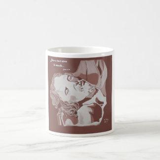 Dieu a tant aimé le monde coffee mug