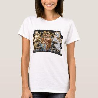 Dieu Et Mon Droit Crest T-Shirt