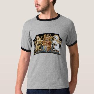 Dieu Et Mon Droit Crest T Shirt