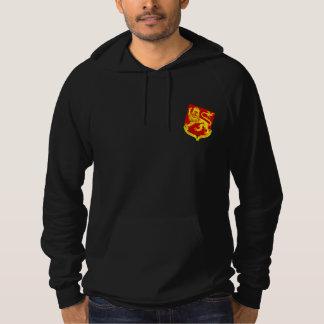Dieu et mon droit hoodie