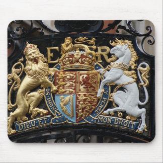 Dieu y escudo de la primogenitura de lunes alfombrilla de ratones