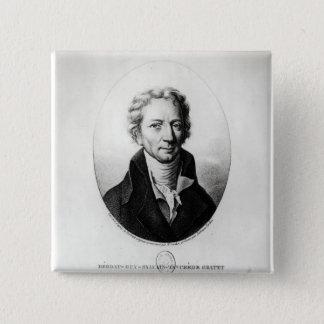 Dieudonne Dolomieu Pinback Button