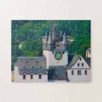 Diez Castle Germany. Jigsaw Puzzle