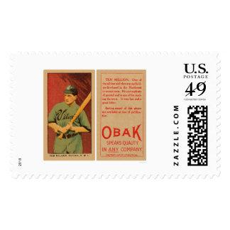 Diez millones de béisboles 1911 de Victoria Sellos