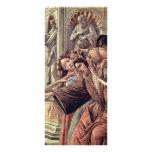 Difamación de Botticelli Sandro (la mejor calidad) Lonas Personalizadas