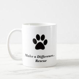 Diferencie… Rescate Taza