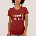 Diferentemente Abled, autismo, educación especial Camiseta