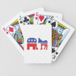 Difference Between Republicans and Democrats Funny Card Deck