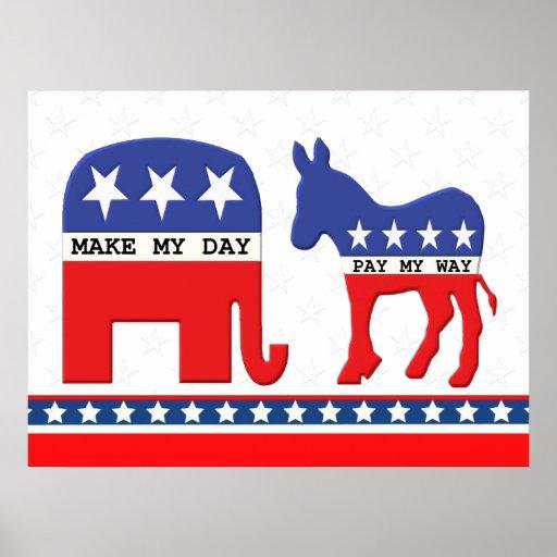 democrat republican differences essay