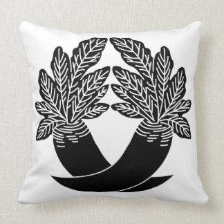 Difference Japanese radish Throw Pillow