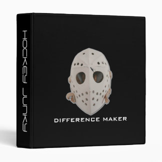 DIFFERENCE MAKER 3 RING BINDER