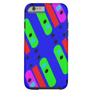 Different abstract pattern tough iPhone 6 case