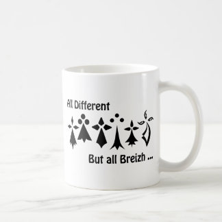 Different Al drank Al Breizh Brittany Coffee Mug