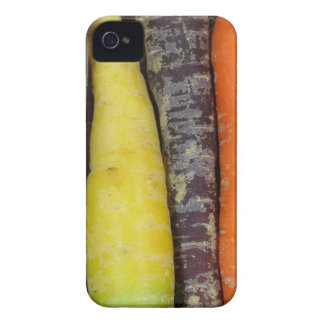 Different colored carrots iPhone 4 cover