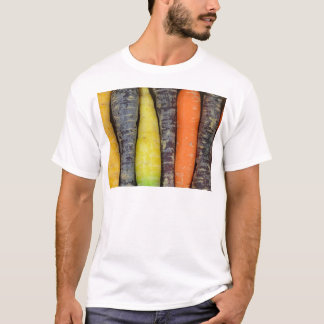 Different colored carrots T-Shirt