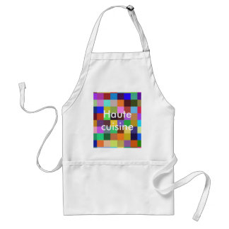 Different Colors, Different moments in life Adult Apron