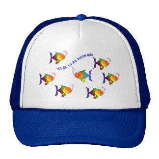 Different Fish hat - choose color