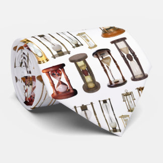 different hourglasses tie