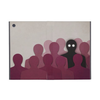 Different In People Crowd Folio iPad Mini Cover