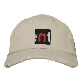 Different Is Cool distressed hat
