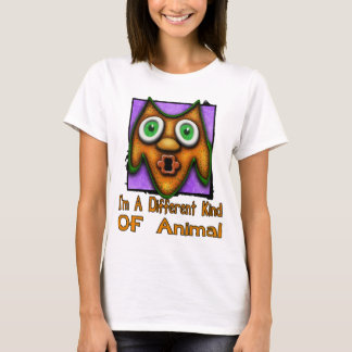 Different Kind Of Animal T-Shirt