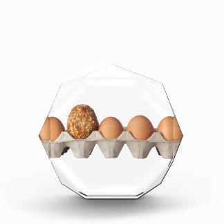 Different kind of egg award